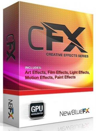 دانلود پلاگین پرطرفدار NewBlueFX cFX Creative Series