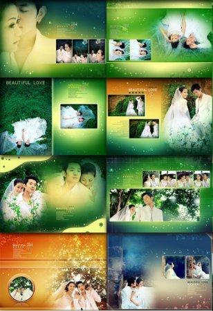 دانلود مجموعه فون لایه باز عروس و داماد-سری 4