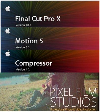 دانلود نرم افزار قدرتمند ادیت فیلم Final Cut Pro X 10.1 Full به همراه تمامی پلاگین ها