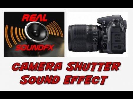 دانلود مجموعه افکت های صوتی دوربین عکاسی