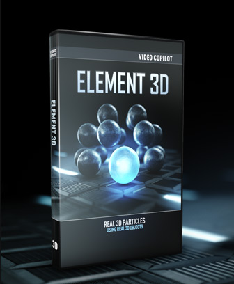 دانلود پلاگین معروف Element 3D v1.6.2 مخصوص مک