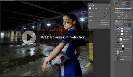 آموزش عکاسی, فیلم برداری, ادیت, پرده سبز