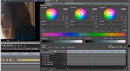 آموزش سریع تنظیم و تغییر رنگ در ادیوس 7