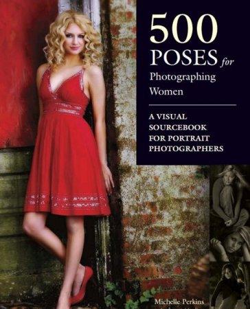 دانلود کتاب الکترونیکی 500 ژست و فیگور مخصوص عکاسی از خانم ها