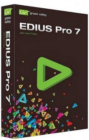 دانلود نرم افزار محبوب میکس و مونتاژ و ادیت فیلم-EDIUS Pro 7.32