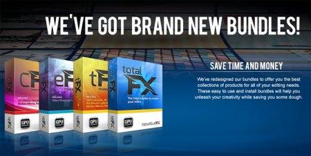 دانلود پک کامل پلاگین های NewBlue TotalFX 3.0.140730