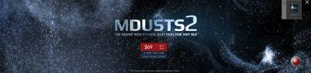 دانلود مجموعه عظیم و زیبای گرد و غبار های کروماکی-MDust2