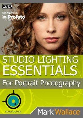 دانلود آموزش نورپردازی پرتره در استودیو عکاسی با مارک والاس