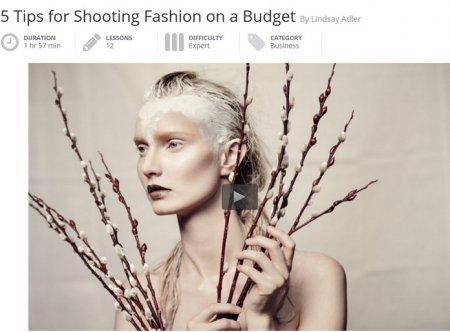 آموزش 5 ایده جدید برای تولید عکس های فشن با کمترین بودجه