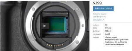 آموزش حرفه ای تمیز کردن سنسور دوربین های دیجیتال