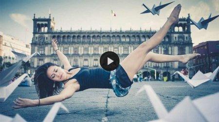 آموزش عکاسی به سبک شناور-Levitation