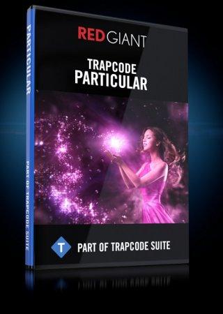 دانلود پلاگین معروف  Trapcode Particular v2.5.1 مخصوص افتر افکت