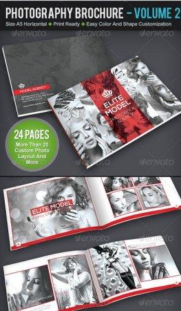 دانلود تمپلیت آماده AdobeIndesign مخصوص ساخت آلبوم های عکس