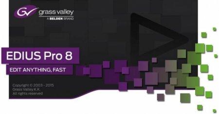 دانلود نرم افزار قدرتمند میکس و مونتاژ فیلم Edius 8.1 pro