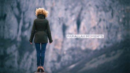 دانلود پروژه فوق العاده زیبای اسلایدشو افتر افکت-Parallax Moments