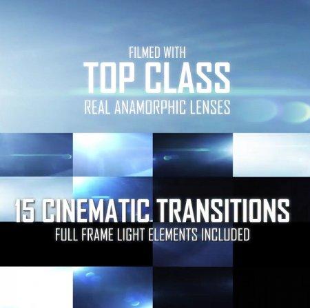 دانلود مجموعه ترانزیشن های نوری و Lens flare های زیبا