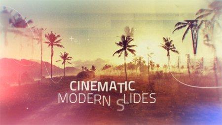 دانلود پروژه زیبای اسلایدشو مدرن و سینمایی افتر افکت