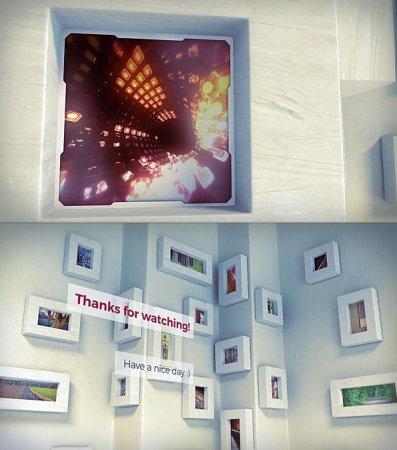 دانلود پروژه زیبا و 3بعدی گالری عکس مخصوص افتر افکت