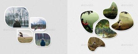 دانلود فریم های زیبای عکس ار شرکت گرافیک ریور