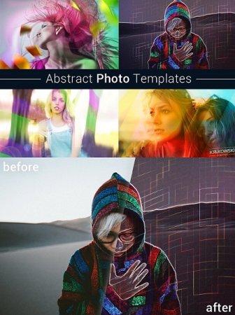 دانلود مجموعه تمپلیت های لایه باز فتوشاپ مخصوص طراحی عکس