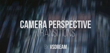 دانلود مجموعه ترانزیشن های پریمیر چشم انداز دوربین