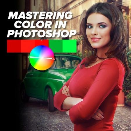 آموزش تنظیم رنگ عکس در فتوشاپ