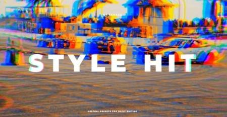 دانلود پریست آماده پریمیر Style Hit