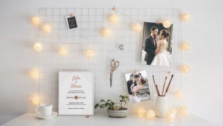 پروژه آماده افتر افکت عروسی Wedding Invitation