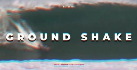 دانلود پریست برای پریمیر Ground Shake