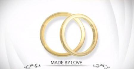دانلود پروژه افتر افکت لوگو حلقه عروسی