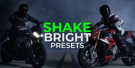 دانلود پریست های آماده پریمیر Shake Bight2