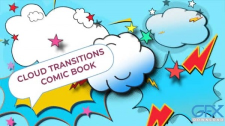 ترانزیشن کروماکی Cloud Transitions Comic Book